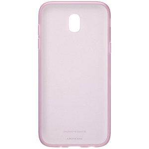 Калъф за смартфон Samsung EF-AJ730TP JELLY COVER PINK J7 (2017)